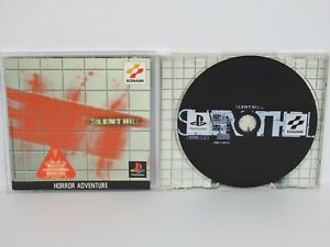 SILENT HILL PS1 Playstation p1