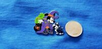 DISNEY Pin 136062 DS - Minnie Mouse and Figaro - Halloween 2019