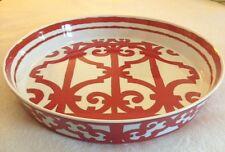 Hermes Balcon du Guadalquivir Plat a Gratin Dish Large 14 x 2 1/2 Oven to Table