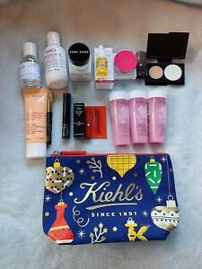 Lancome Kiehl's Clarins Bobbi Brown Mac Armani Luxury Beauty Skin Care Kit Set