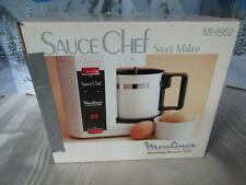 Moulinex Hamilton Beach Scovill Sauce Chef Heated Sauce Maker