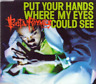 Busta Rhymes-Put Your Hands Where... -Cds-  (UK IMPORT)  CD NEW