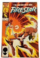 Firestar Vol.1 No.2 - Four-Issue Limited Series - April 1986 Marvel Comics