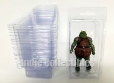 STAR WARS BLISTER CASE LOT 20 Action Figure Display Protective Clamshell MEDIUM