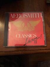 Aerosmith : Classics Live 2 CD