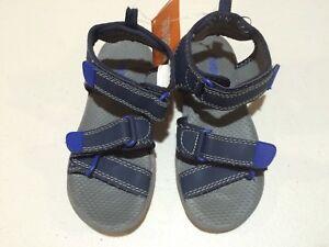 NWT Gymboree Boy Trail Sandals Shoes Jawsome many sizes