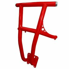 Polaris RZR XP 1000 Heavy Duty Tubular Steel Rear Bumper Red Powdercoated UTV