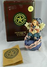 Boyds Ornament(s) #25659 Laverne.On Strike, Guardian Angel of Bowlers Bowling