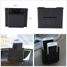 ABS & POM Bilayer Automobiles Interior Panel 3M Storage Cellphone Box Organizer