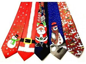 Brand New Mens Womens Kids Christmas Neck Tie UK SHOP