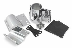 National Cycle Wide Frame Heavy Duty KIT-CJK Windshield Mounting Kit for 1985-2