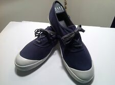 Paul Smith - SNEAKERS - TENNIS SHOES - NAVY BLUE CANVAS - UK10 / US11.5