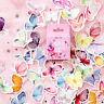 46pcs Butterfly Garden DIY Diary Stickers Paper Lables Gifts Packaging Deco g ly