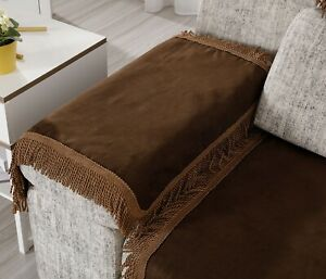OctoRose Anti-Slip upholstery Sofa Couch Cover, Sectional Sofa Arm Back Covers