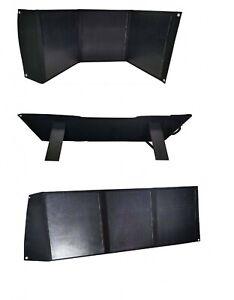 Monocrystalline 100W folding solar panel Kit water proof