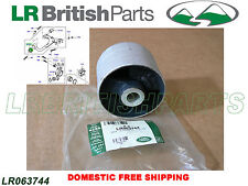 Genuine Land Rover Bushing Rear Control Arm Upper Front Sport 05-13 Lr063744