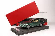 Ferrari 275 GTB/4 1966 Met.Green RGM Design 1/18 lim.ed.36 pcs CARS1801CV