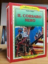 Emilio Salgari - IL CORSARO NERO / collana I Classici - 1988