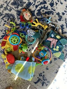 Lot Of Baby Toys Rattles Lots Of Great Stuff For A Great Price!!