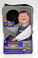 OLIVER HARDY VENTRILOQUIST DUMMY DOLL PUPPET! NEW!