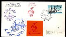 NEW ZEALAND - NUOVA ZELANDA - 1976 - BUSTA - Da HALFMOON BAY a GLENELG