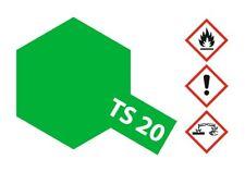 Tamiya TS-20 Metallic Grün glänzend 100ml - 300085020