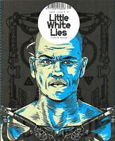 LITTLE WHITE LIES #48 THE ELYSIUM Pixar MATT DAMON Emma Watson JOHNNY DEPP @New@