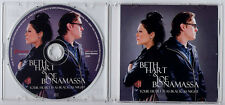 BETH HART & JOE BONAMASSA Your Heart Is As Black As Night UK 2-trk promo test CD