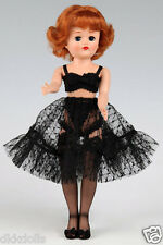 Vogue Jill Doll Black Lace Lingerie Pack, Shoes, Hose, Only, 2011, New, MIP