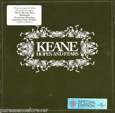 KEANE - Hopes And Fears (UK 12 Track CD Album)