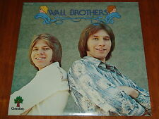 WALL BROTHERS - SELF TITLED - ULTRA RARE 1976 NEW STILL SEALED LP ! ! ! !