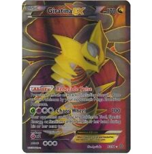 GIRATINA EX 93/98 Ultra Rare Star Holo Foil! FULL ART Pokemon Card!