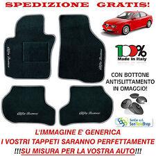 ALFA ROMEO 156 Tappeti su Misura Personalizzati,Tappetini Auto OFFERTA SPECIAL!