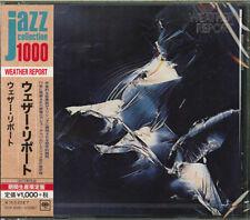 WEATHER REPORT-S/T-JAPAN CD Ltd/Ed B63