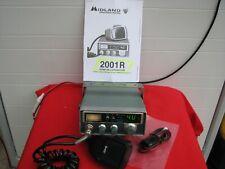 CB  MIDLAND -  2001 R - ( FM - AM ) complète