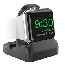 MoKo Charging Station TPU Charging Dock for Apple Watch Stand Series 4/3/2/1