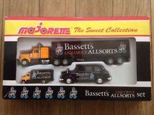 Majorette Plastic Vintage Diecast Cars, Trucks & Vans