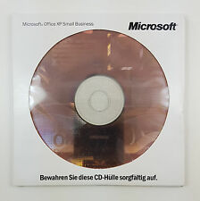 Microsoft Office XP Small Business SBE OEM Vollversion Deutsch