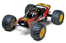 Tamiya 58205 Mad Bol Rc Kit-Deal Paquete Con steerwheel Radio