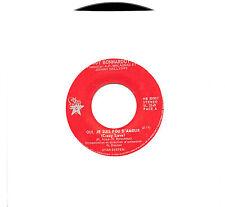 MFD IN CANADA 1975 FRENCH POP ROCK 45 RPM GUY BONNARDOT : PROD. JOHNNY HALLYDAY