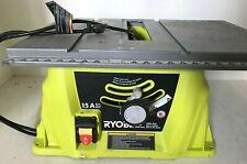 "Ryobi RTS10NS 10"" 15 Amp Table Saw, V.G"