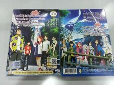 DVD Anime Anohana: The Flower We Saw That Day The Movie  + Free Shipping