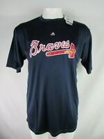 Atlanta Braves MLB Majestic Men's Big & Tall T-Shirt