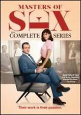 Masters of Sex The Complete Series DVD 2018 UPC 826831071787