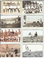 GREECE set of 25 cards Olympiacos FC 2000ex mint