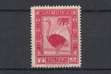 Italy 1935-38 SOMALIA PITTORICA 2^  EMISSIONE 5 L. CARMINIO DENT. 14 n.227 MNH**