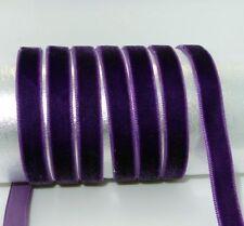 "Free shipping 10yards 3/8"" 10mm Soft Comfortable velvet ribbon Many color DIY"