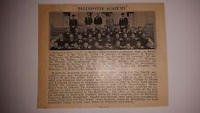 Bellefonte Academy & Parnassus High School PA 1926 Football Team Picture