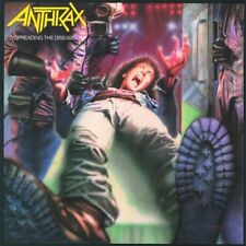 Spreading The Disease - Anthrax (1990, CD NUOVO)