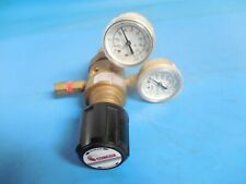 Concoa 4123331-580 Dual Stage Gas Regulator Assembly